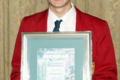 Graham Manuell and certificate_320x480