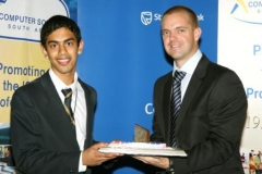 Ashraf Moolla and Brendon Wilson, Standard Bank