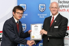 2018 PO Finalist Lukas Nel receiving awards from Tony Parry IMG_0891
