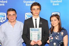 2019 PO Finalist Constantine Theocharis with dad Philip and mom Ilias IMG_4424