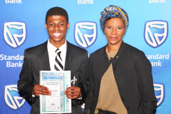 2019 PO Finalist Hlumelo Notshe with mom Nandipha IMG_4429