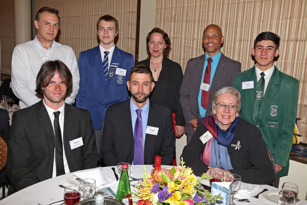 2017 PO Awards - Kelvin Grove Table 6 IMG_6327
