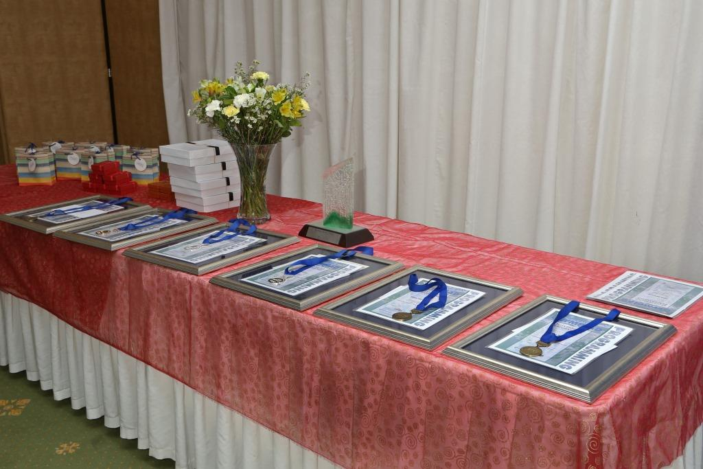2017 PO Awards Table IMG_6248