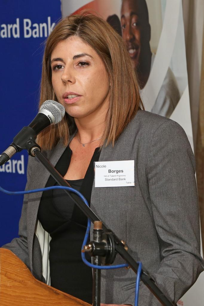 2017 PO Nicole Borges (Head of Investment Banking, Standard Bank) IMG_6388