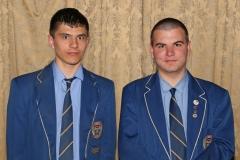 2017 PO Finalists Stefan Louw and Sean Groenewald (Hoërskool Randburg) IMG_6415