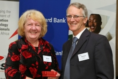 2017 PO Michael Cameron thanking Judith Bishop IMG_6374