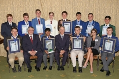 2017 PO Winners and Finalists with Brian Schreuder, Michael Cameron and Nicole Borges IMG_6439