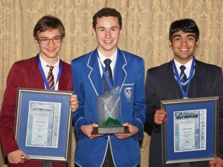 2016 PO Winners David Broodryk (Silver), Bronson Rudner (Gold), Yaseen Mowzer (Silver) IMG_0802 copy